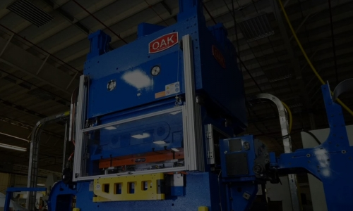 An Overview of Sheet Metal Stamping Presses